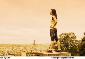 Run My City - Paris -