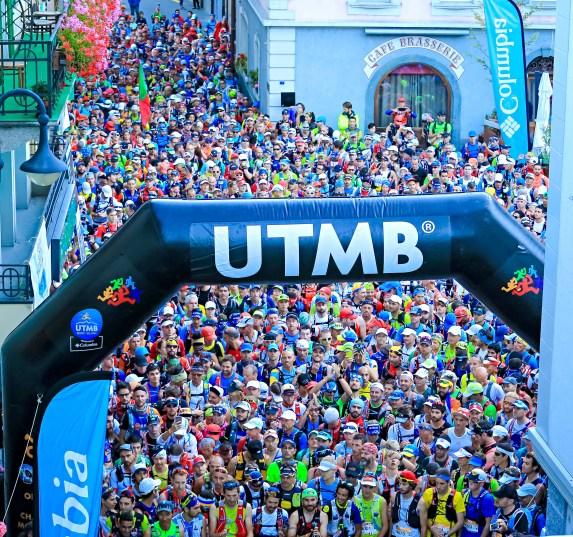 25/08/2016 UTMB 2016 OCC Départ d'Orsières (Suisse) © UTMB® - photo : Franck Oddoux