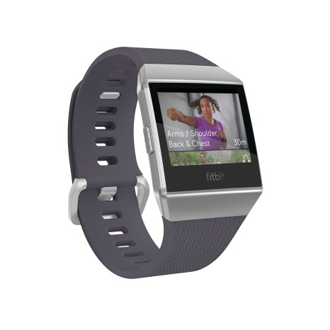 Fitbit_Ionic_3QTR_Blue_Gray_FitstarSelection_1 2