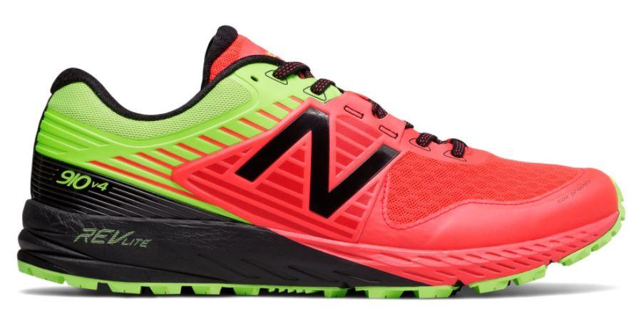 Test Trail : NEW BALANCE MT910 V4 – Run, Fit & Fun
