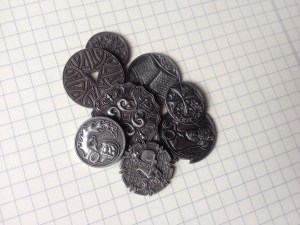Silver coinpaign Coins from Cam