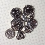 Platinum coins from Campaign Coins