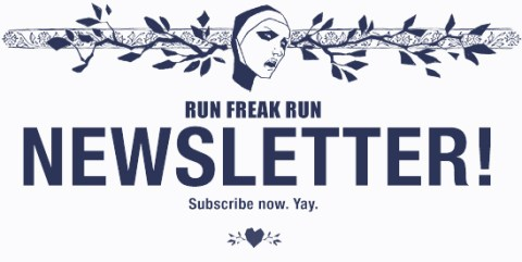 subscribe to the RFR newsletter