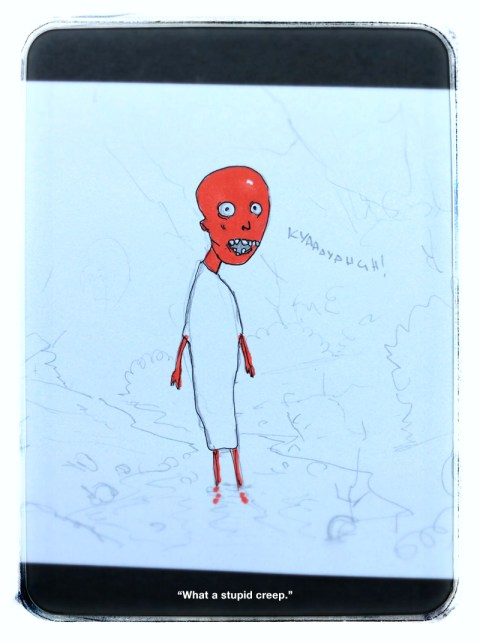 redshriek
