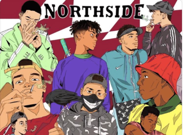"""Le rap de MI-LN se dévoile dans """"Northside"""""""