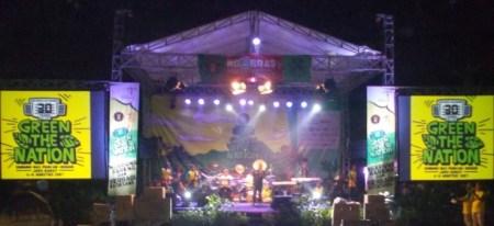 Ulang Tahun Land Rover Club Indonesia