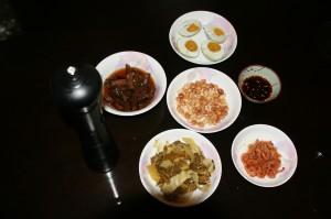 5 món đồ ngon để ăn với cháo trắng