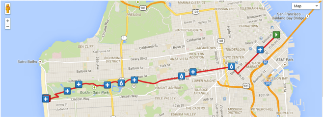 Bay To Breakers_map