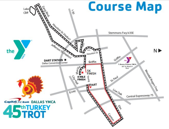 dallas_ymca_turkey_trot_route