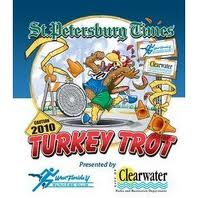 St. Petersburg Times Turkey Trot
