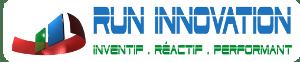 logo run innovation
