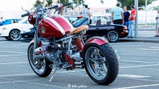 BMW R 1150 RT RUN IRON WORKS moto custom
