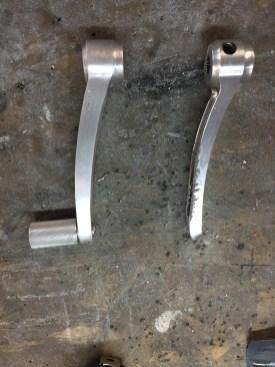 levier de vitesse moto fonderie moto réparation pièce de rechange