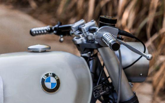 BMW R80 Run Iron Works