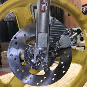 kit frein avant mobylette jante hélice