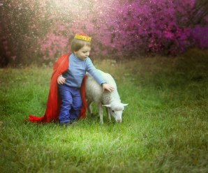 "Пока я ""блеяла"", он уехал. Овца и Принц"