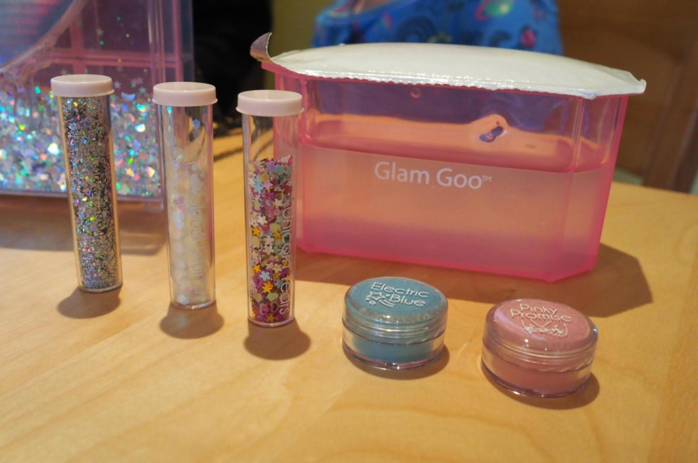 Glam Goo Slime Deluxe Pack – REVIEW