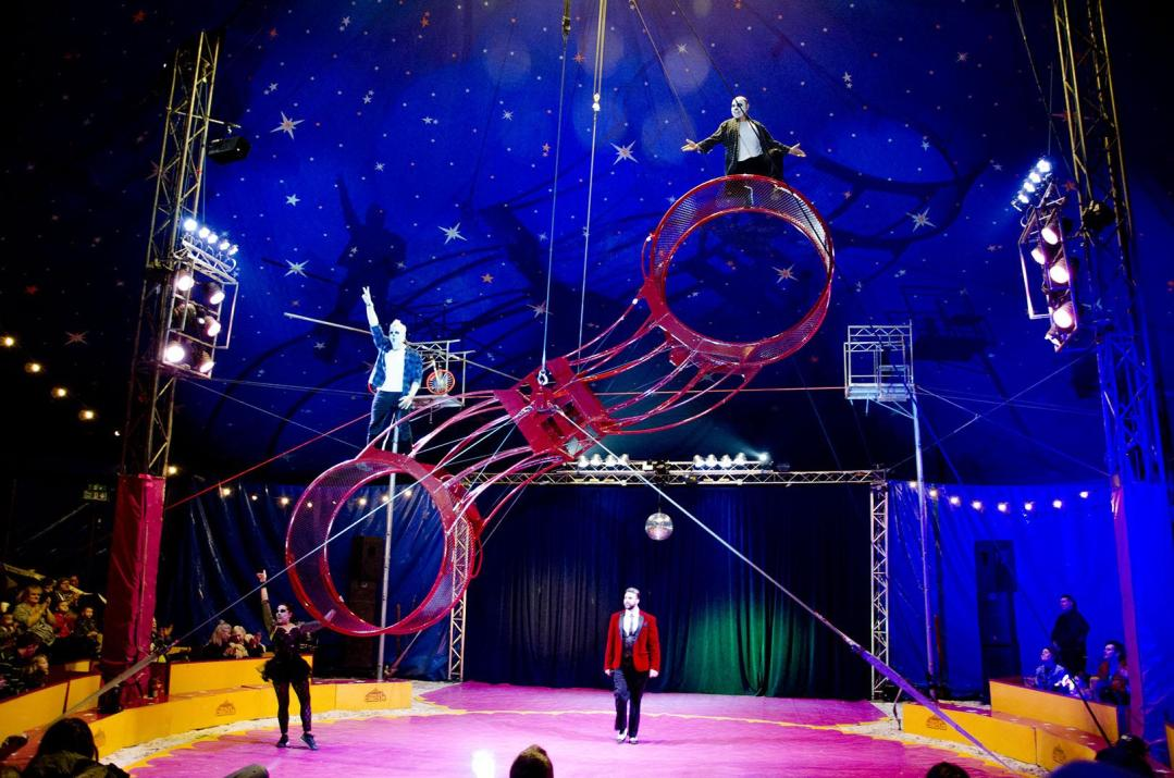 The Paulos Circus – REVIEW