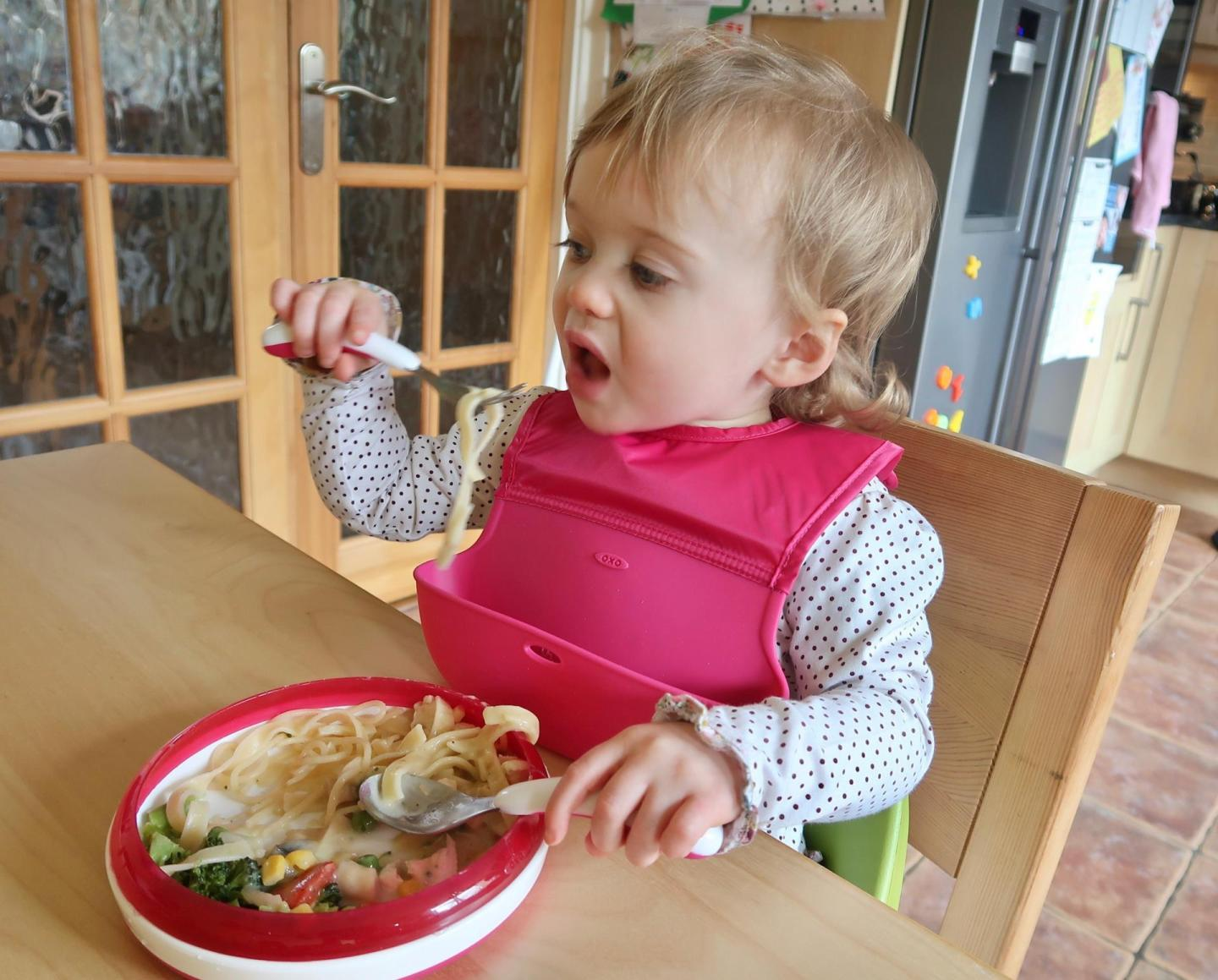 Oxo Tot Weaning Products  REVIEW