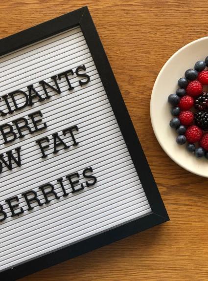 Helping Your Kids to Eat More Berries with Seasonal Berries
