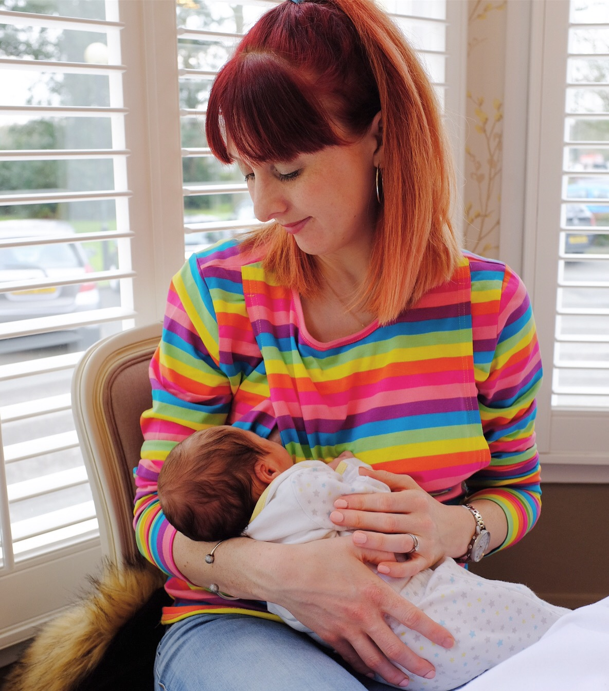 My Pre-Loved Stylish Mum Breastfeeding Top – GIVEAWAY
