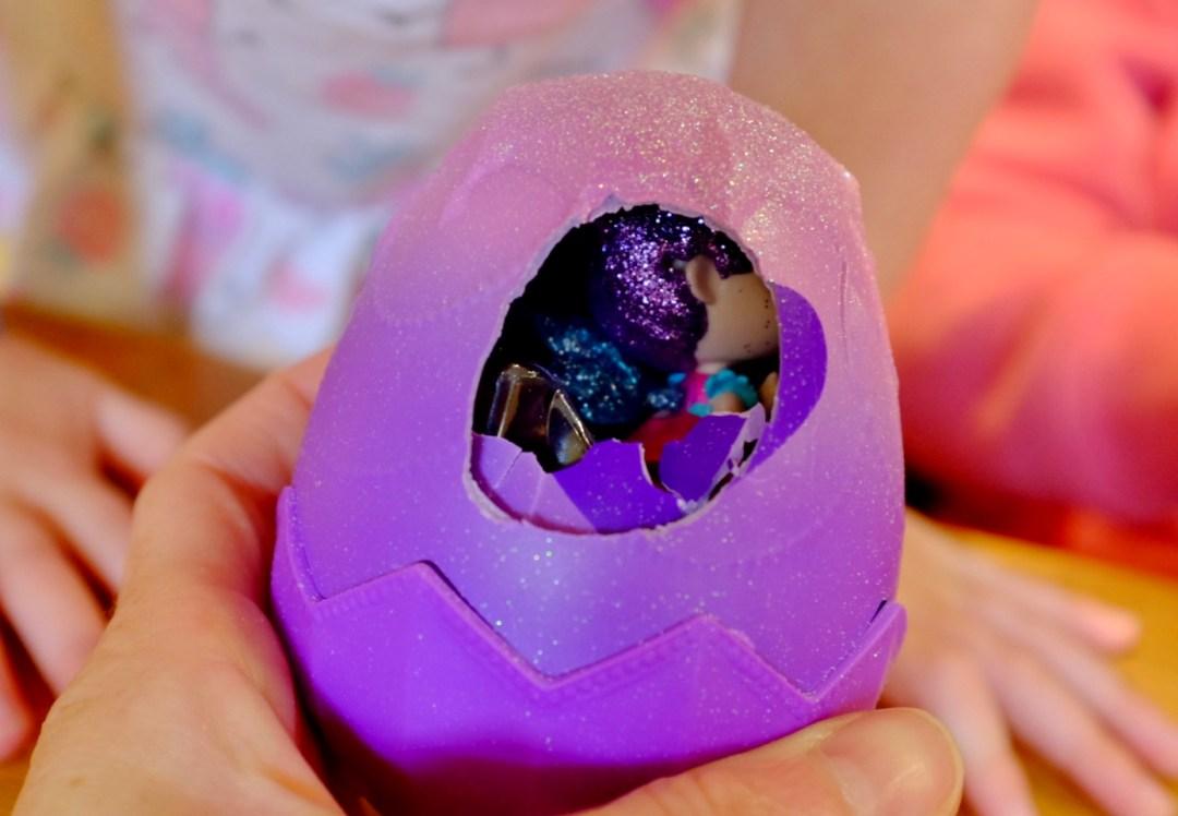 pixie hatching