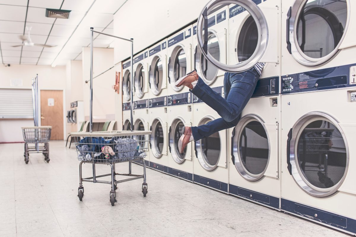 Laundry Hacks as a Busy Parent