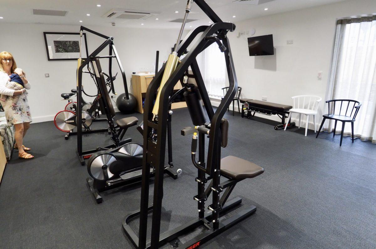 gym pegasus life