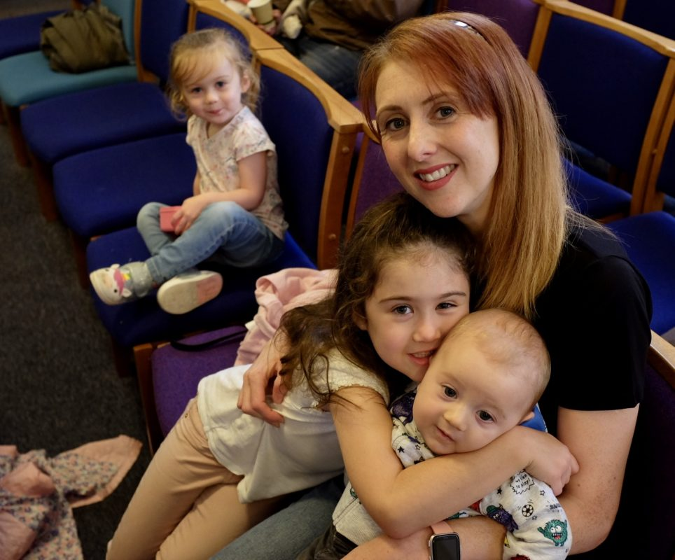 Bach to Baby with Fantastic for Families – REVIEW