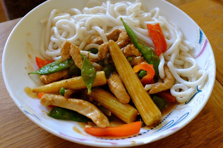 Turkey Curry Stir Fry – RECIPE