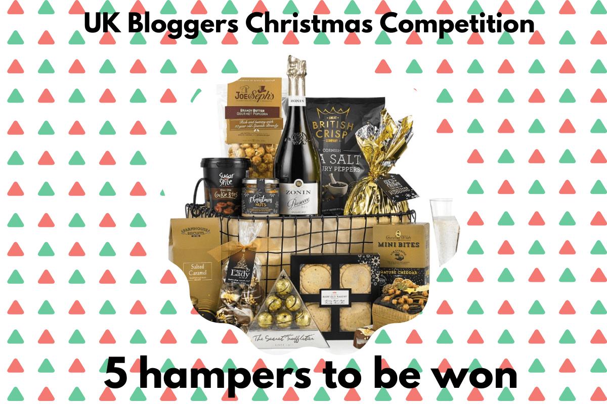 UK Bloggers Christmas GIVEAWAY