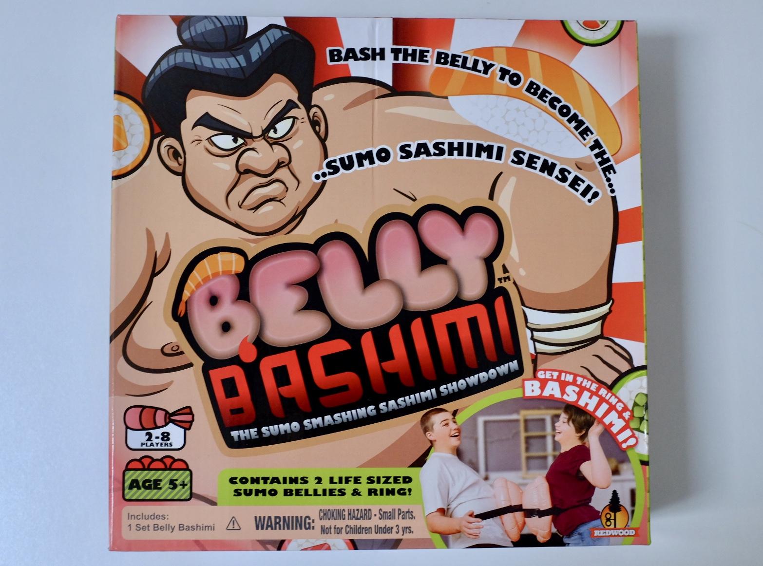 Belly Bashimi