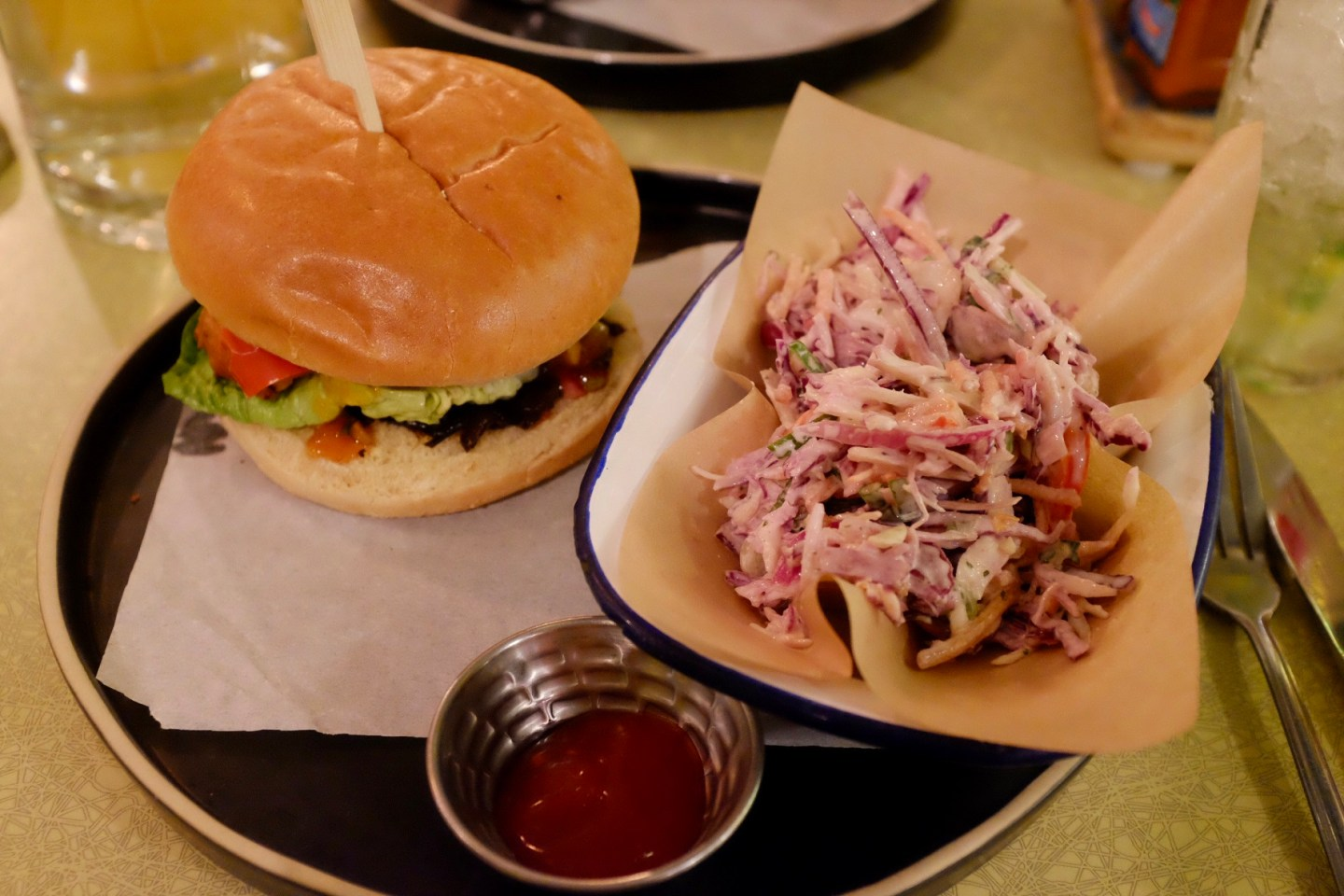 Turtle Bay Vegan Menu – REVIEW | AD