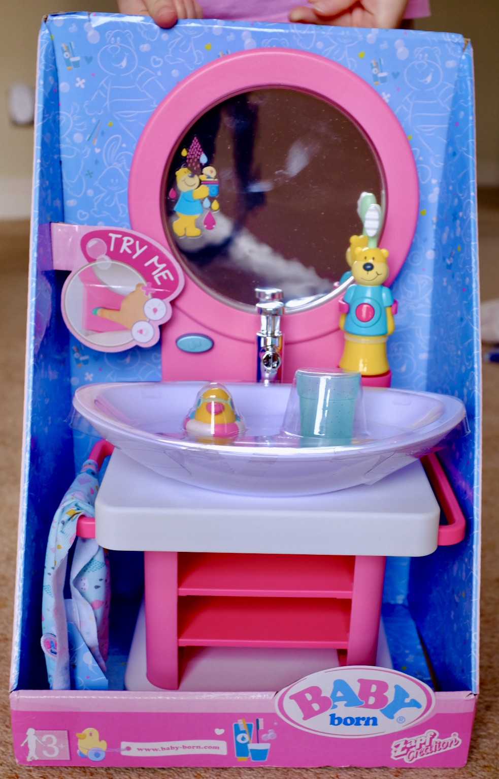 BABY Born Toothcare Spa in box