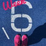 WRD:  Week 31 and Hello August!