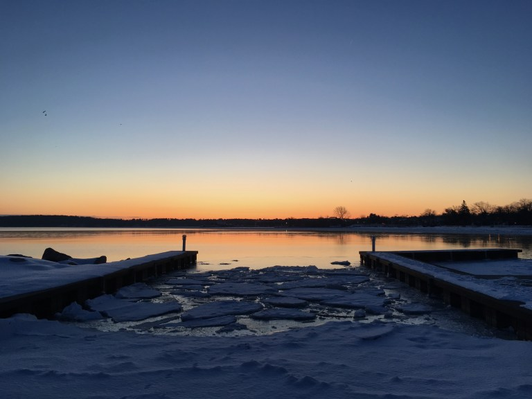 Surviving Second Winter - Run Leelanau