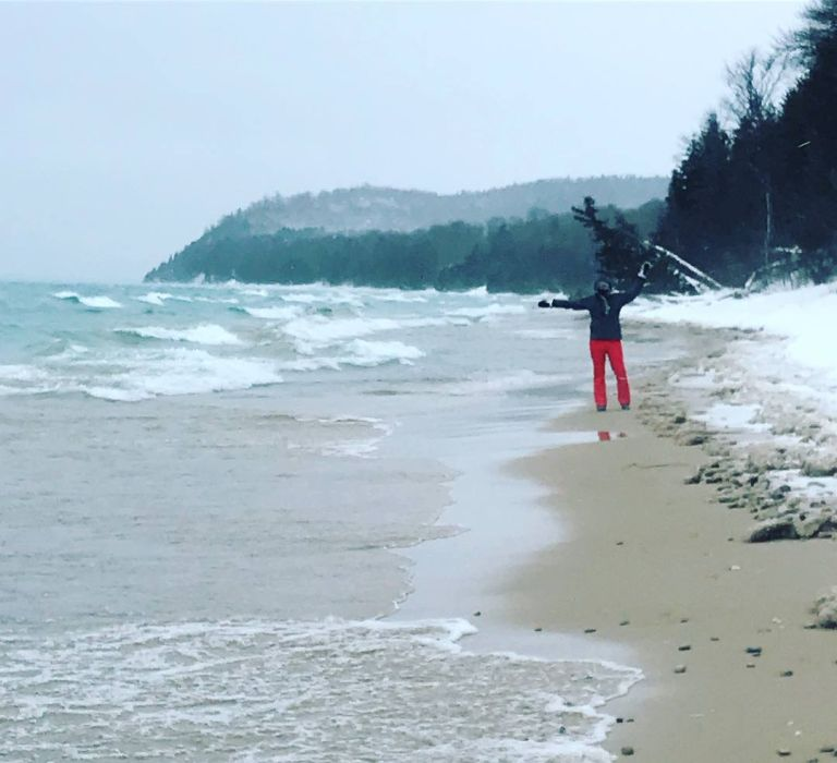 Runners Don't Hibernate: 5 Tips to Keep You Running Outside this Winter - Run Leelanau