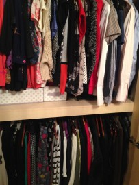 Nothing to wear!