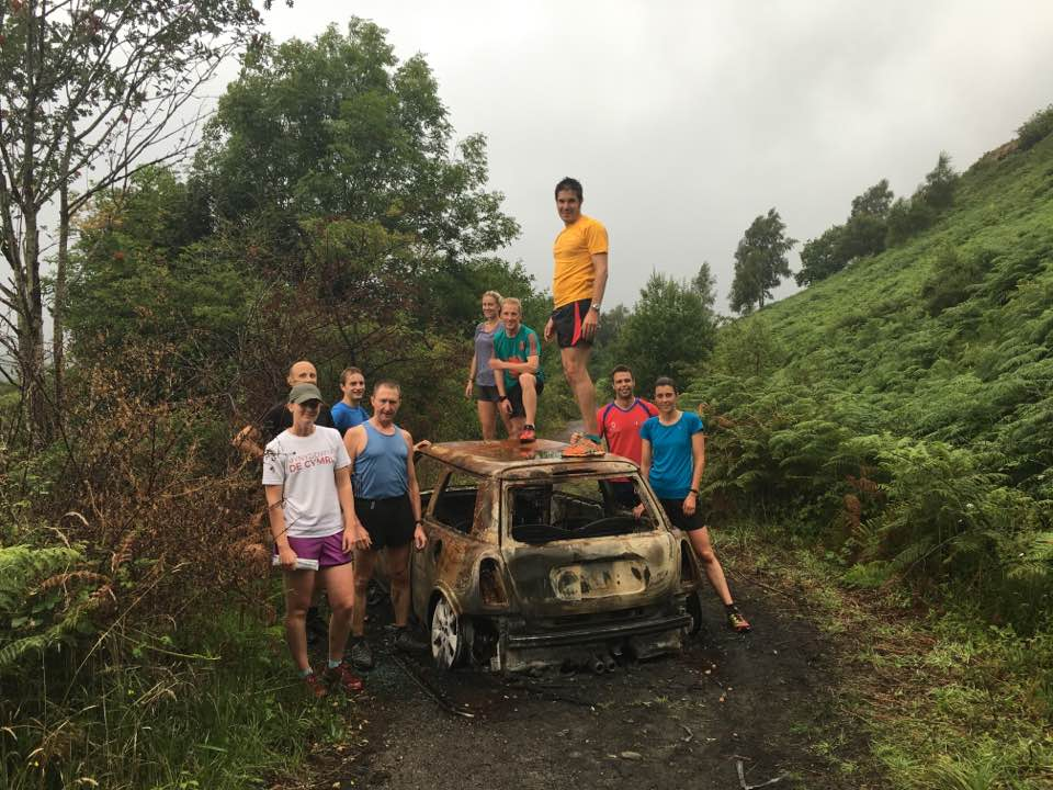 Mdc running club Wales join Welsh