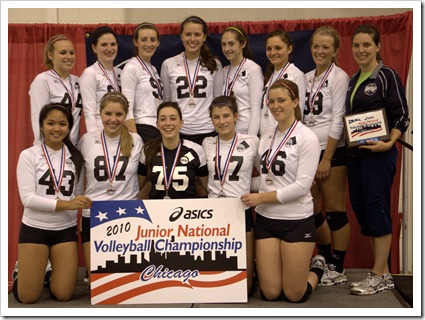 JNVC 2nd Place
