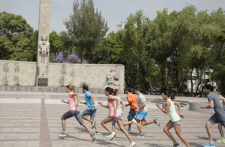 Puma Ignite your city Mexico video