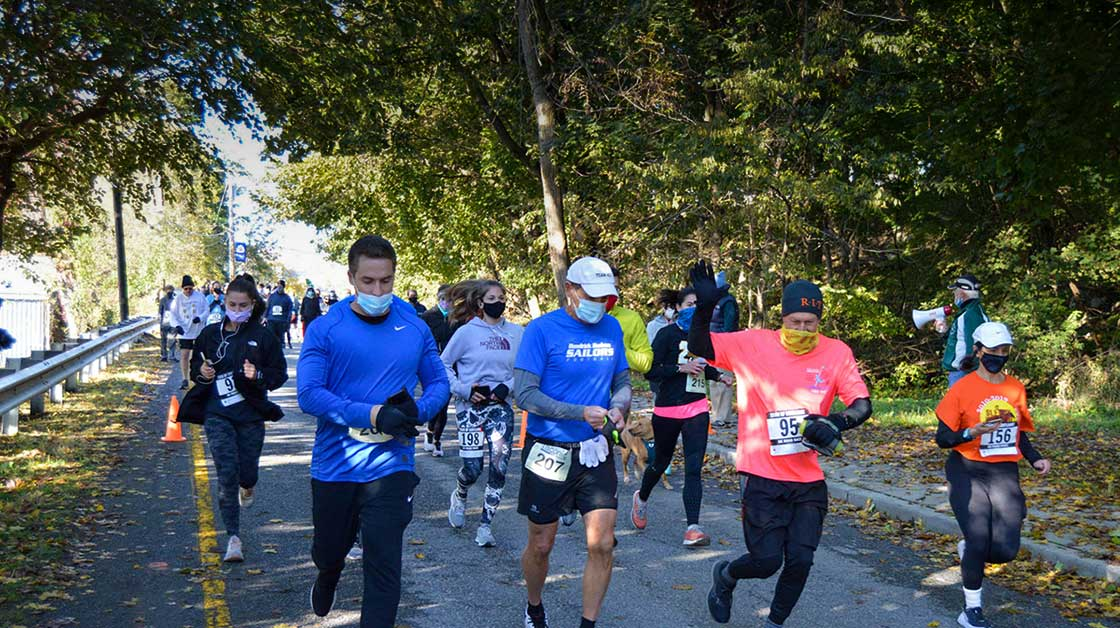 Town of Cortlandt 5k 2020 Photos