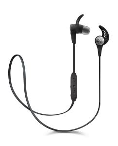 7700447b3c9 These slick headphones are durable and compact, feature excellent adaptable  sound, have a long battery life of 8 hours and feature on-ear controls.