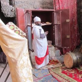 La Navidad y el Año nuevo en Etiopía