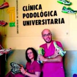 Clínica podológica Universidad de Plasencia también se une a la colaboración