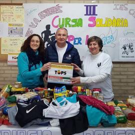 III Cursa Colidaria del día de la Pau, solidaridad desde Burjassot – Valencia
