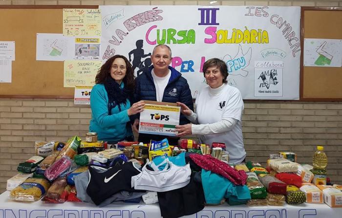 Manu Zafra donacion desde burjassot