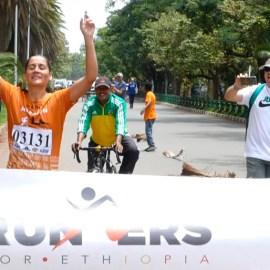 2019 ha sido el mejor año de Runners for Ethiopia