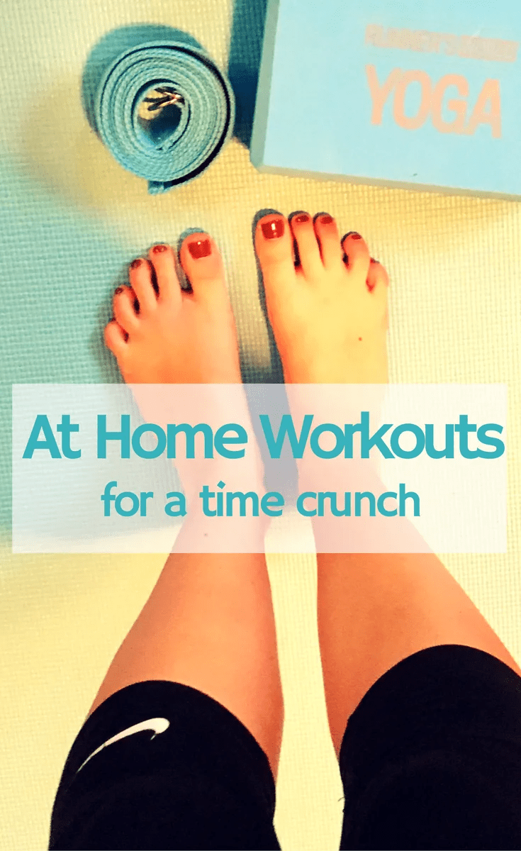 Short on time and struggling to fit in any exercise? Here are the best 10 workouts for a time crunch. This quick workouts are effective, burn calories, and require no equipment. Fit in a workout anywhere!