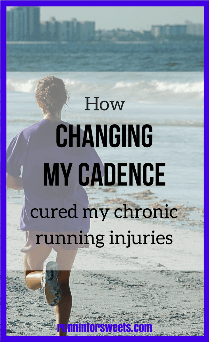We all love running for the mileage, but often forget about injury prevention until it's too late. After winding up in physical therapy two times within a year, I found myself plagued with chronic running injuries. Here is the miracle cure I discovered that fixed my chronic injuries for good: increasing my cadence.